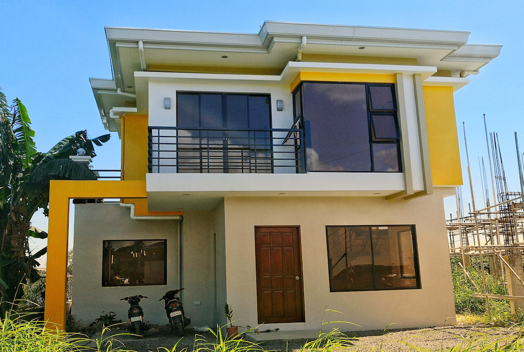4BR Single House For Sale Anami Homes Consolacion