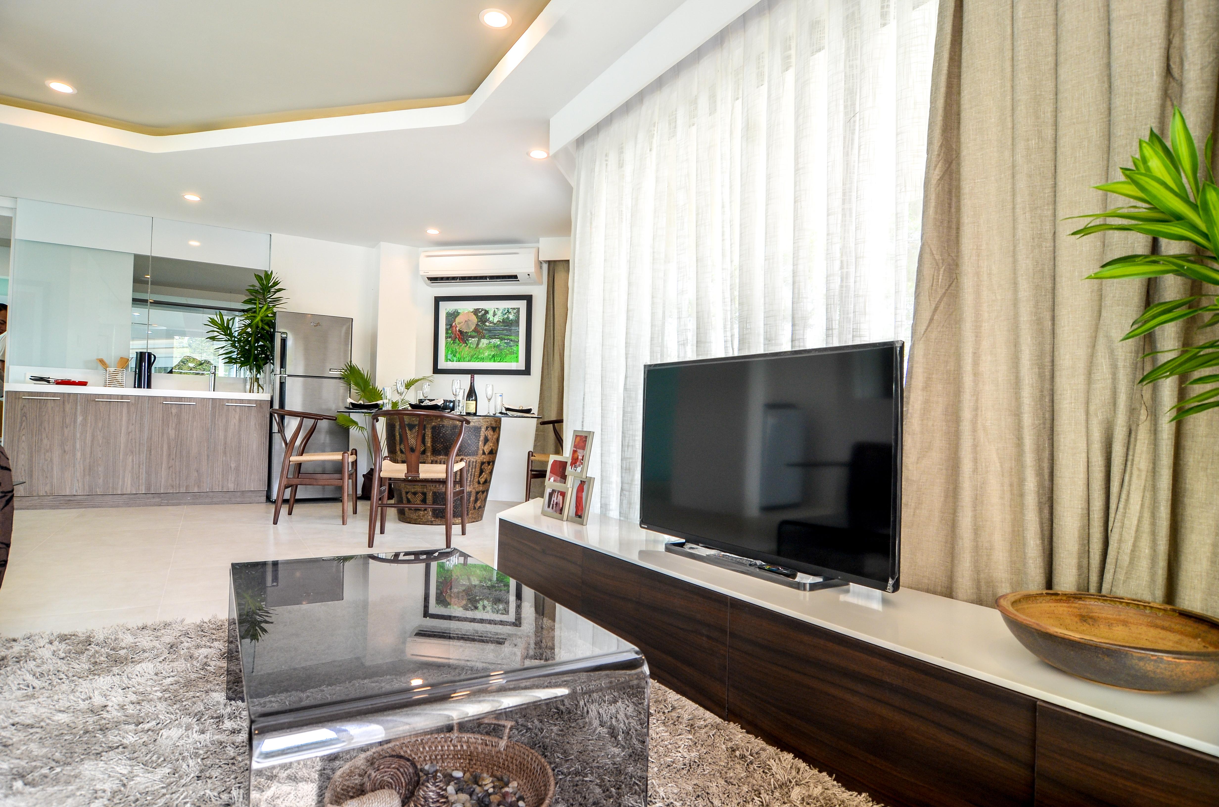 Tambuli Seaside Living Condo –  2Bedroom unit