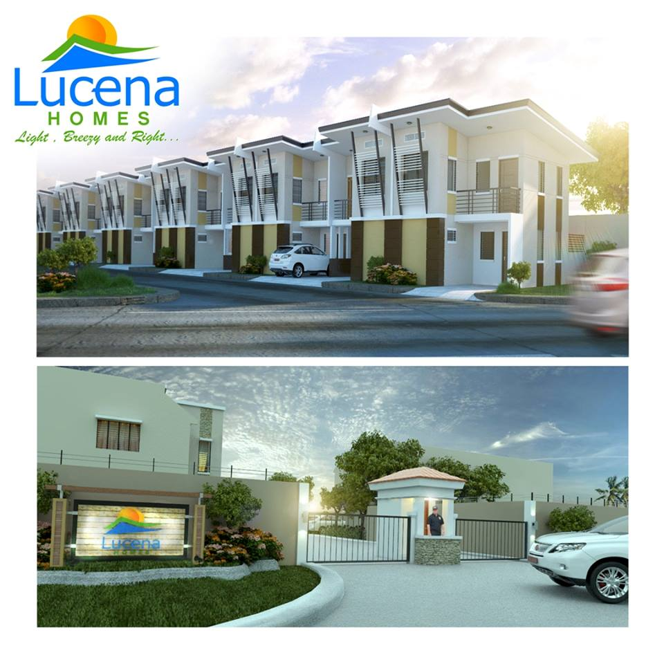 LUCENA HOMES in MINGLANILLA CEBU @ 1.7M