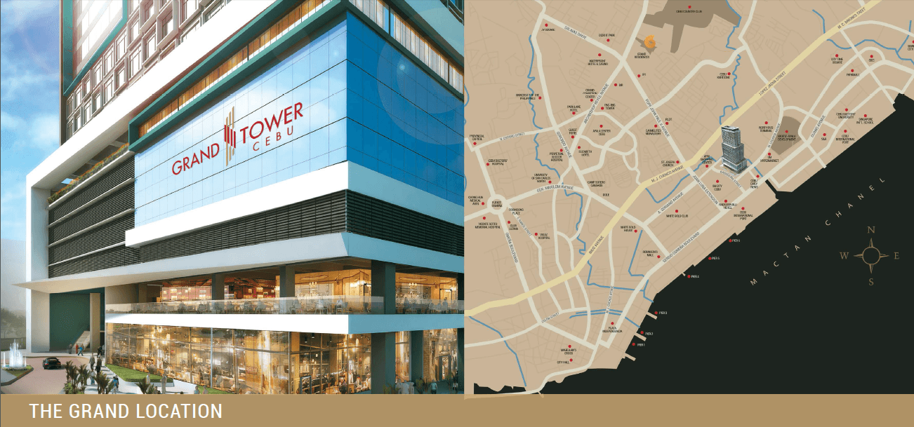 Dusit International Condotel – Grand Tower Cebu