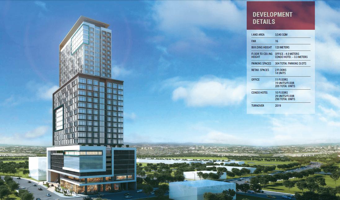 Dusit International Condotel Grand Tower Cebu Cebu
