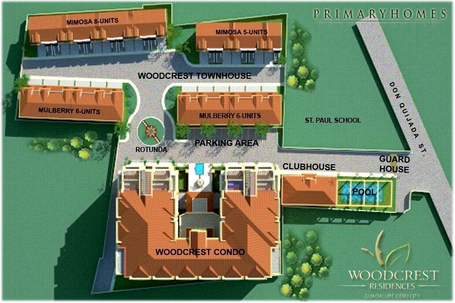 woodcrest site dev