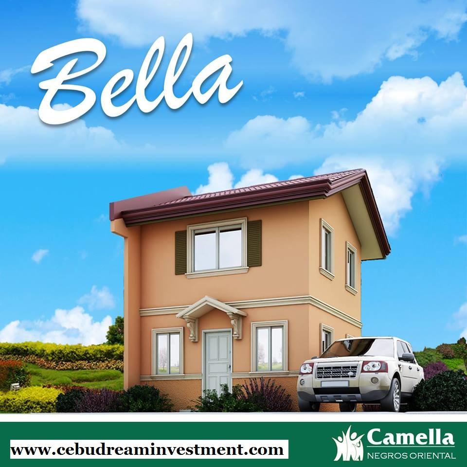 Camella Homes Riverfront Bella Model House for Sale
