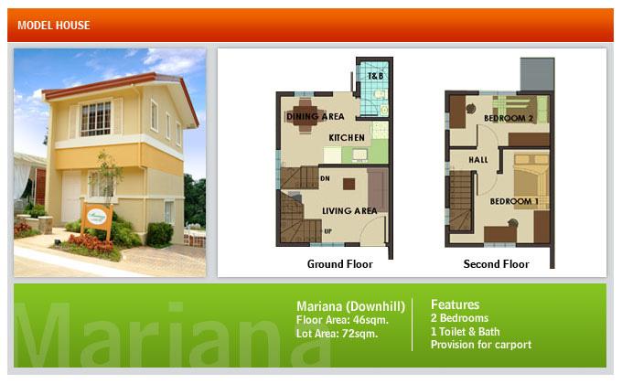 Camella Homes Riverwalk Talamban Marian Downhill Model Cebu Dream Investment