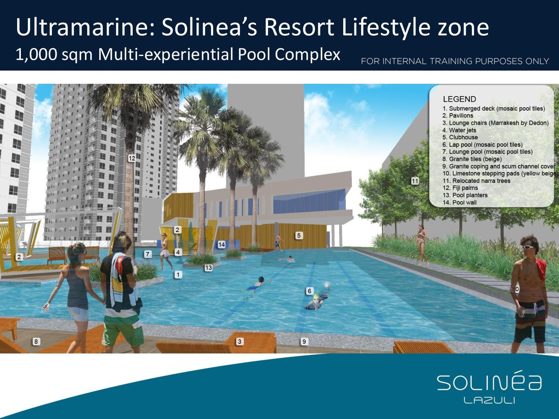 Solinea Lazuli – Tower 3 business park cebu cty