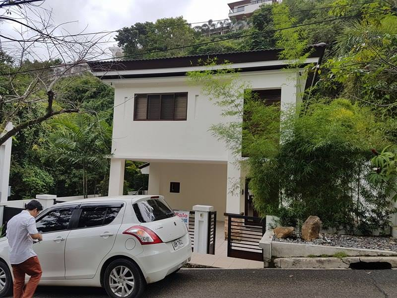 SOLD!!! 4bedrooms House For Sale Maria Luisa Banilad Cebu City