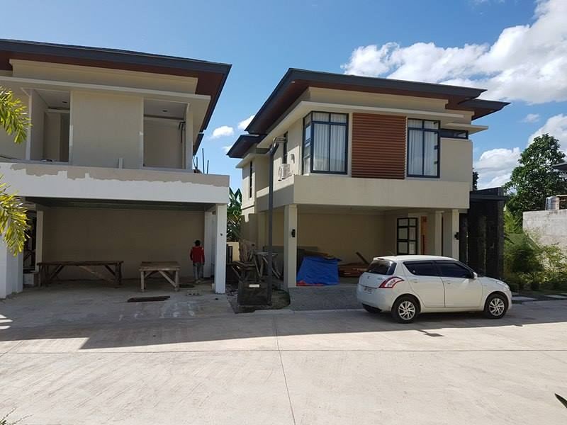 Single Attached House for Sale BOTANIKA Talamban Cebu City