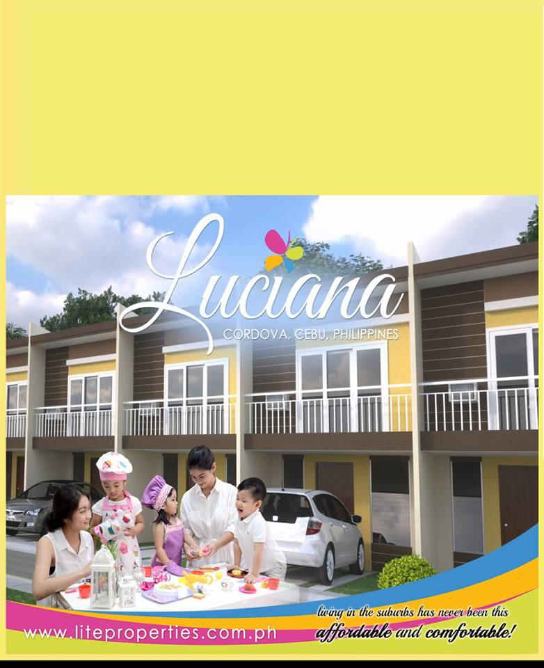 Luciana Homes in Cordova cebu 3rd bridge soon will rise
