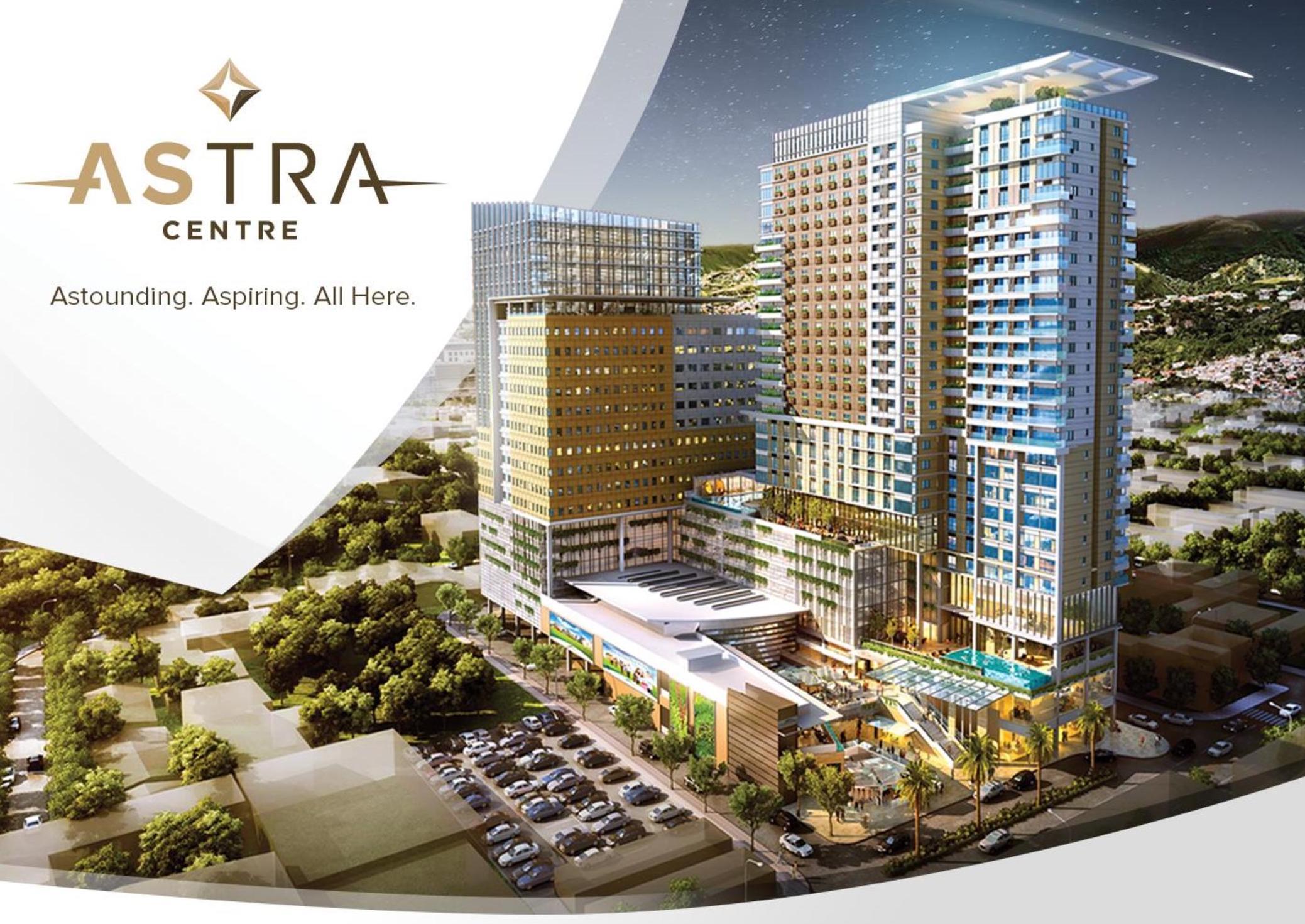 ASTRA CENTRE PLACE AS Fortuna Mandaue City Cebu