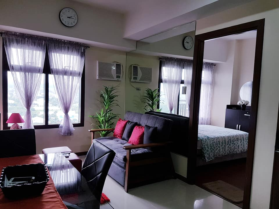 One BR for SALE/RENT to Own Azalea Place Lahug Cebu City