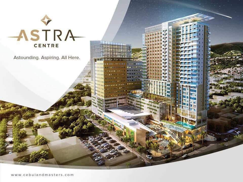 Astra Condominium In AS FORTUNA