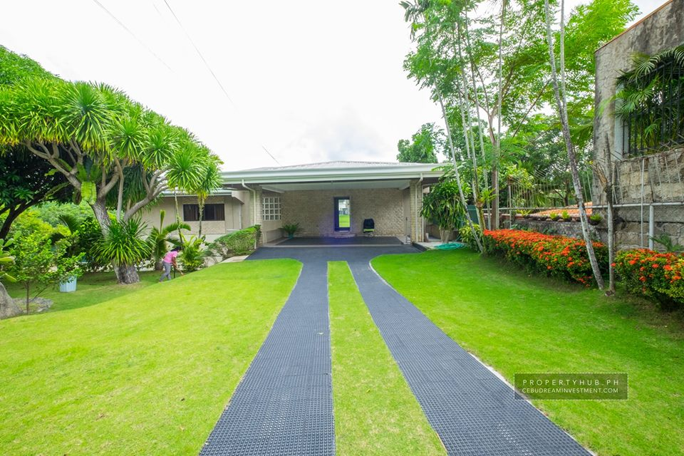 House and Lot For Sale or For Rent in Maria Luisa Cebu