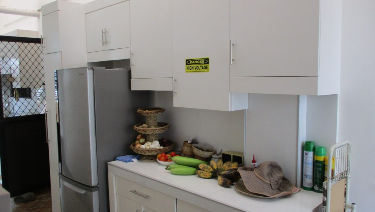 6 Dirty Kitchen - Storage