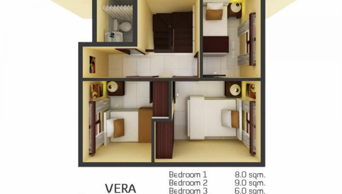 Floor Plan - 2nd Level