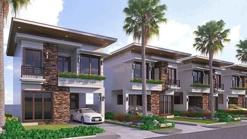 Single Detached Myrrh Residences Canduman near Ateneo de Cebu Mandaue City