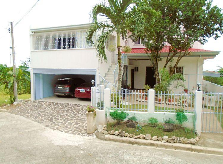 Overlooking house and lot for sale Talamban Cebu City