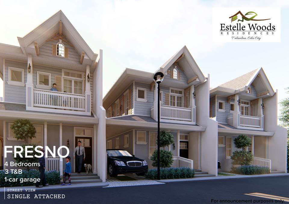 Estellewood Single Attached Talamban Cebu City
