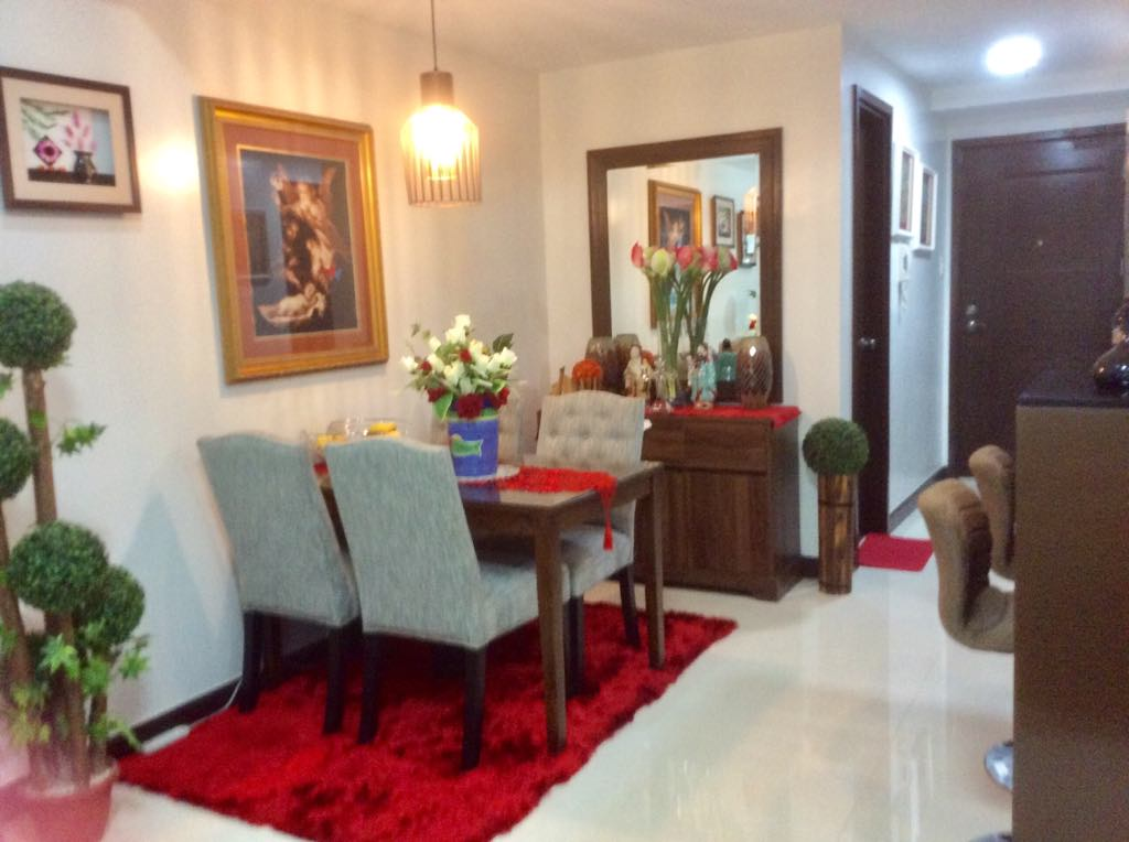 The Address 1BR for sale Wakwak Mandaluyong City with one parking