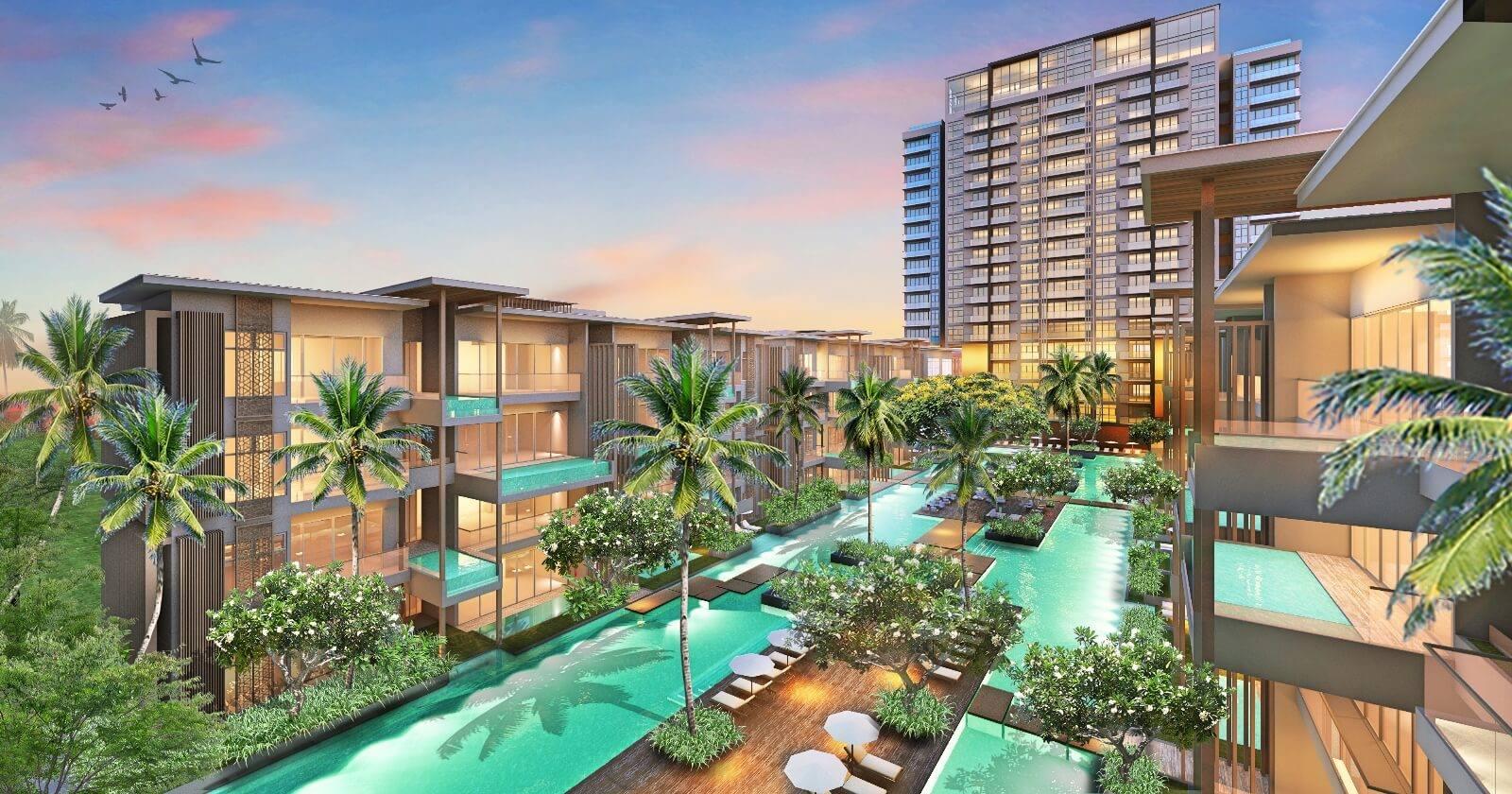 The Courtyard Villas at Sheraton Cebu Mactan Resort
