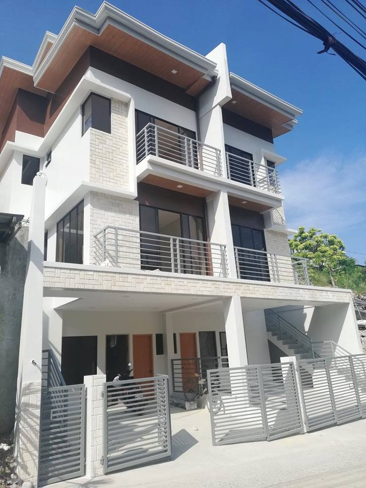 4 Bedrooms Brandnew Duplex House for Sale Banawa Cebu City