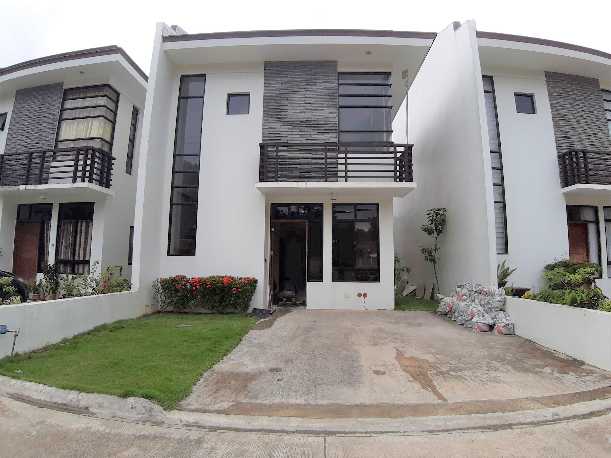 SOLD!  4BR Single Attached House for SALE Talamban Cebu City