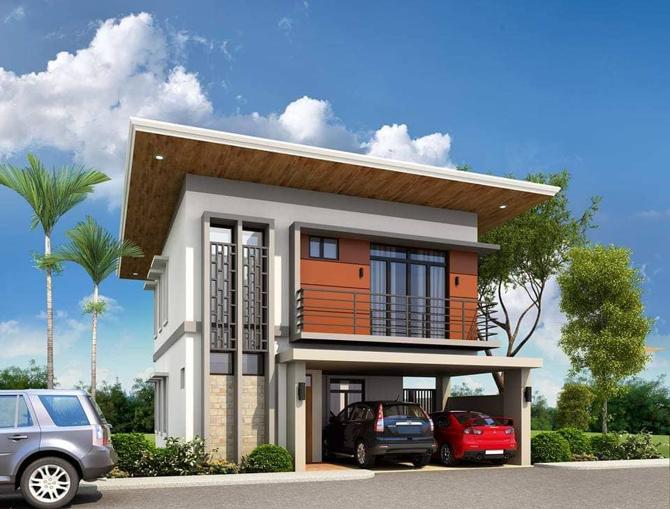 4 Bedroom Single Detached House For Sale Woodway Townhomes Talisay Cebu