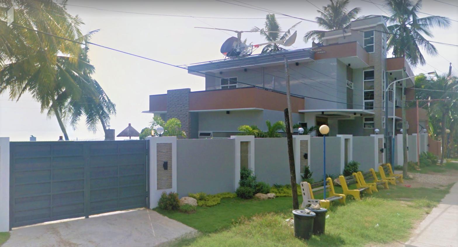 Argao Beach House for sale with Helipad