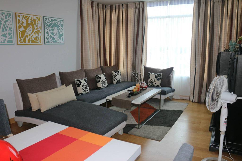 FOR RENT 2BR Fully Furnished w/parking 1016 Residences near Ayala Center Cebu