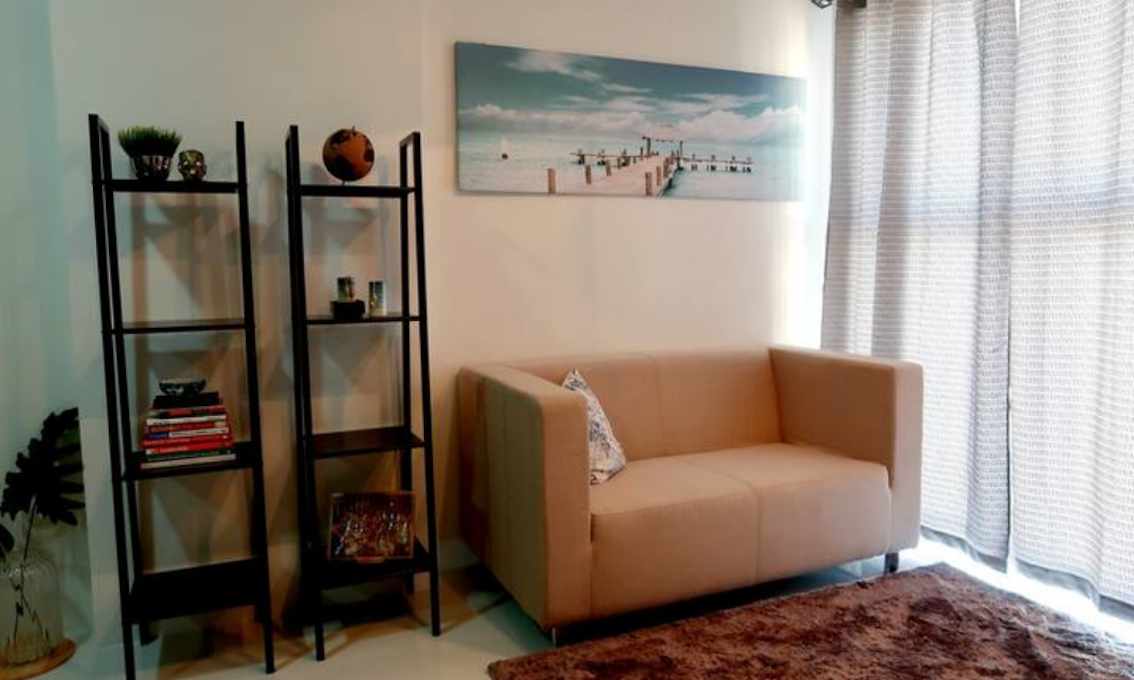 Bamboo Bay Living Room