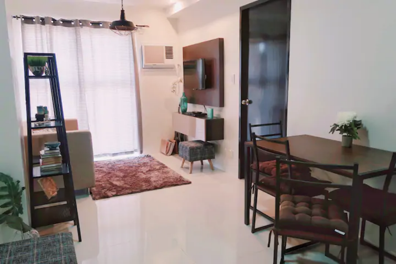 Rent to Own 1BR Furnished w/ Parking Bamboo Bay Condo