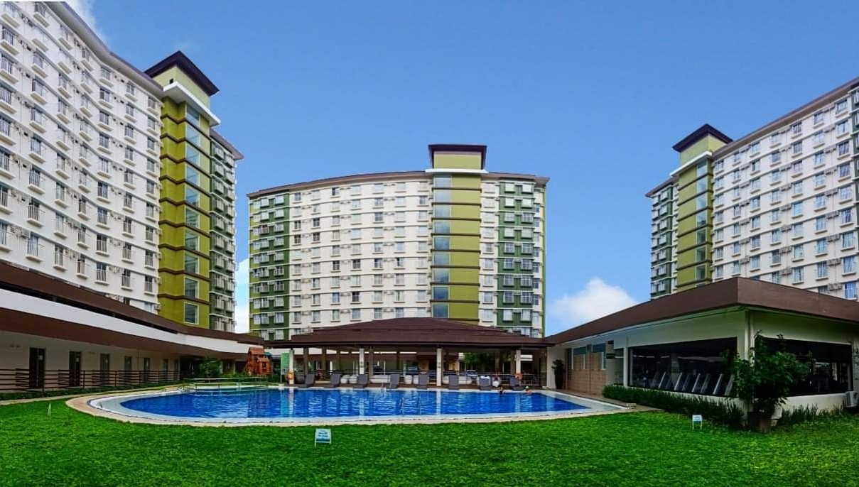 Rent to Own 1BR Fully Furnished w/ Parking Bamboo Bay Condo