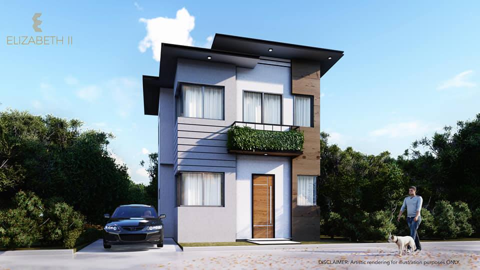Elizabeth Homes II House for Sale Danao City Cebu