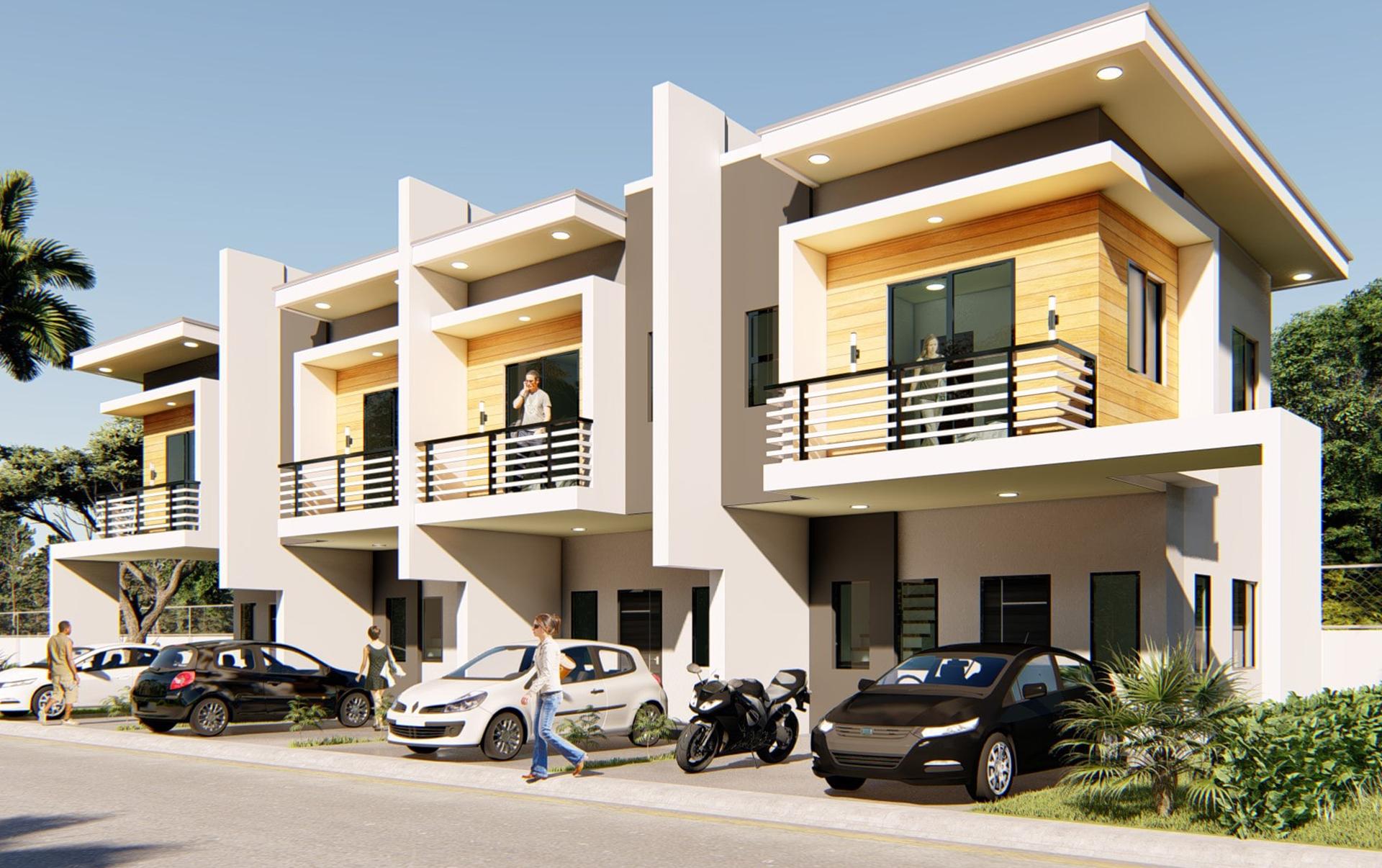 Breeza Coves House For Sale Mactan City Cebu