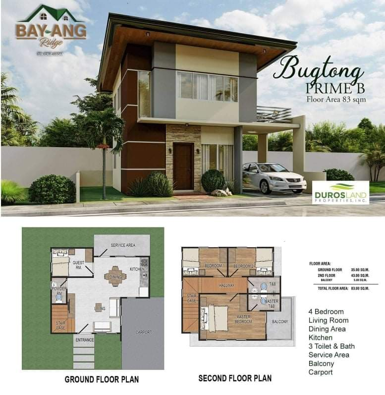 Bay-Ang Ridge Liloan Cebu House For Sale