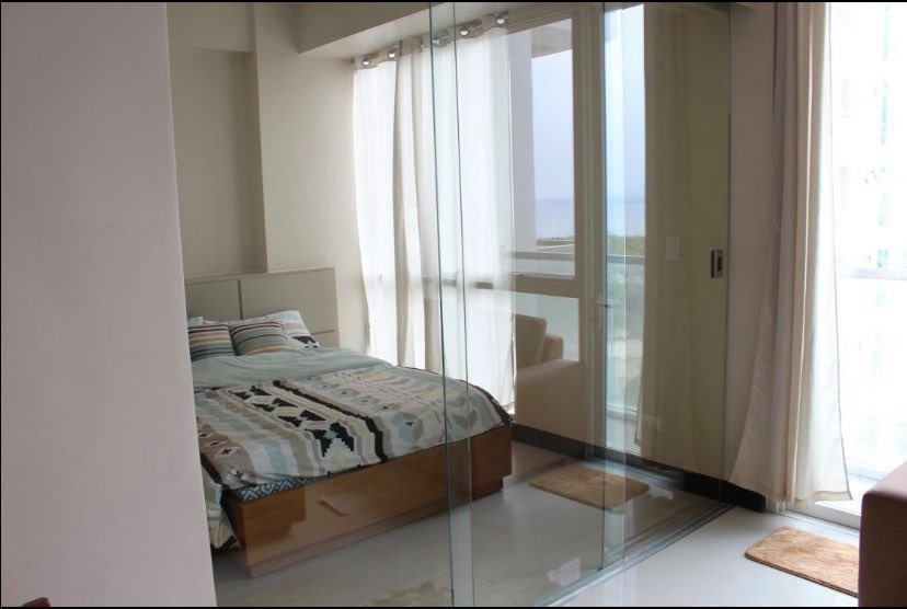 For Rent Studio Fully Furnished Condo Mactan Newtown Cebu