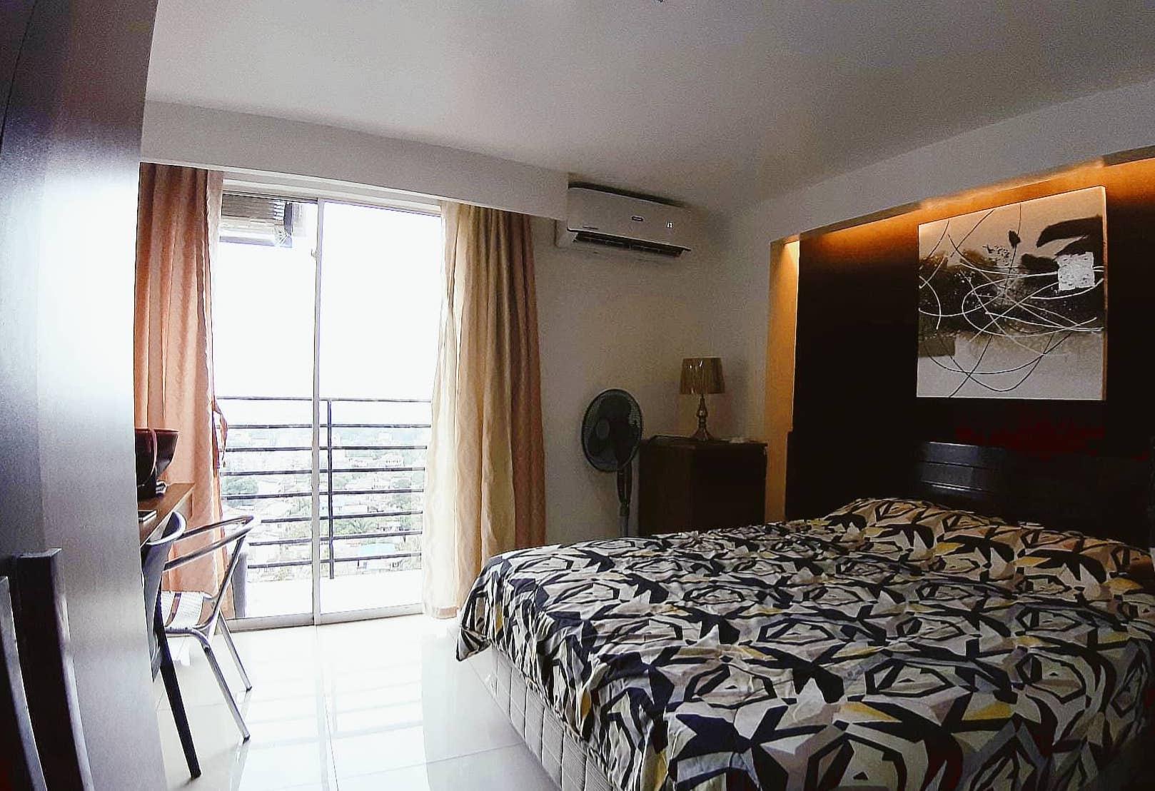 For Rent Furnished Studio Cityscape Tower Mandaue Cebu