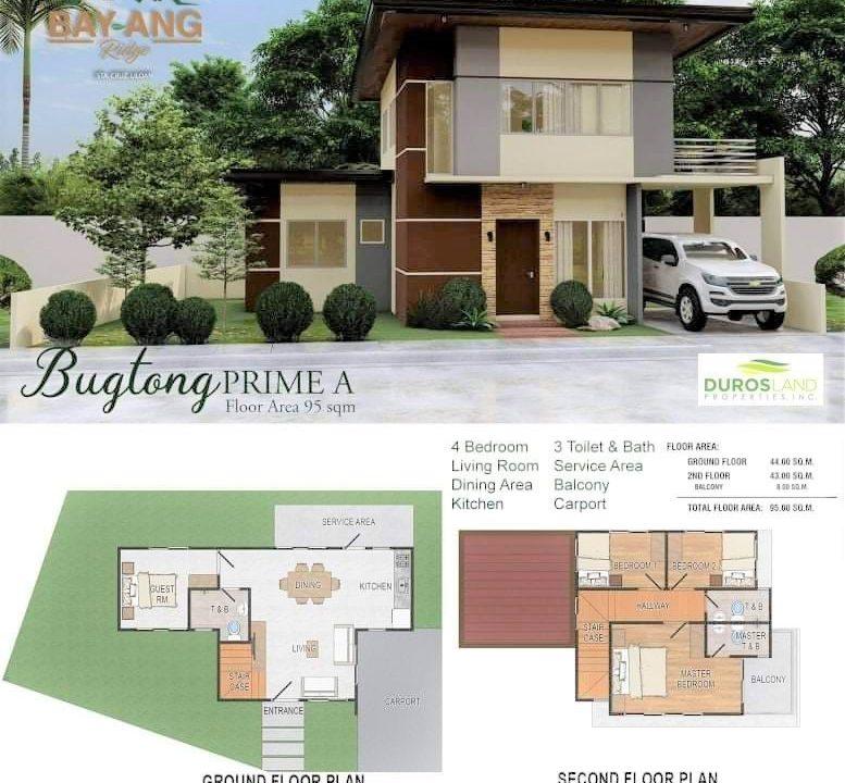 SD BUGTONG PRIME A floor plan