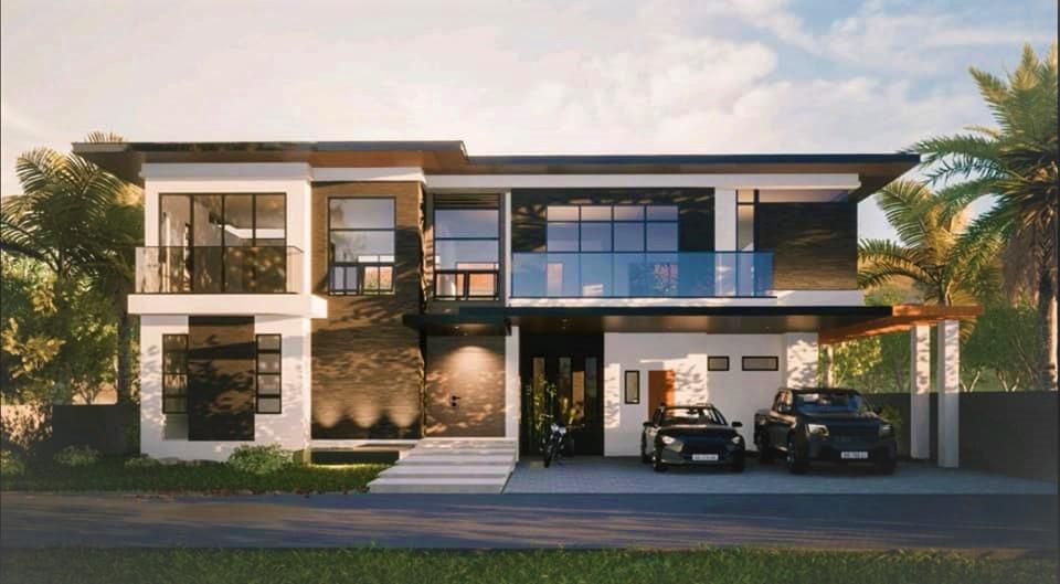 Amara Modern Tropical Beach HOUSE for SALE Liloan Cebu
