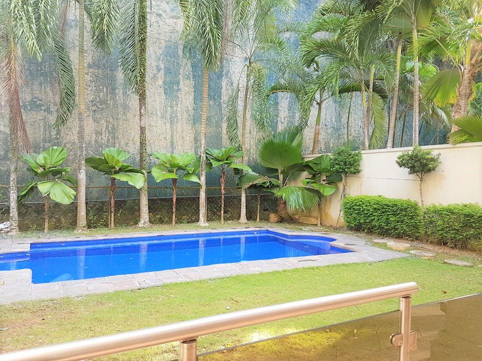 Maria Luisa house for RENT Banilad Cebu City with pool