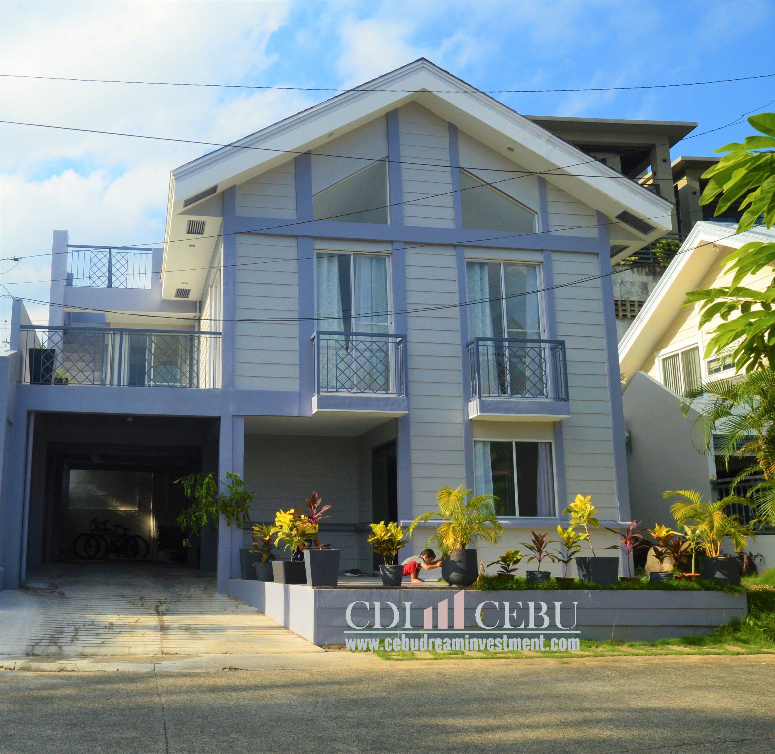 House for SALE Garden Ridge Cabancalan Mandaue City,Cebu